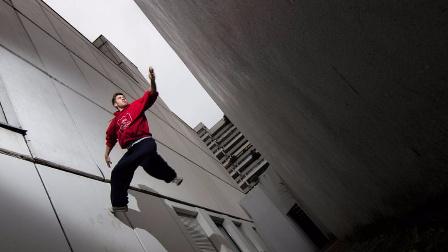 【洁癖男】德国跑酷运动员Matthias Mayer 2016合集《No Title 4》