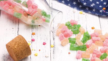 鸡尾酒小熊软糖|太阳猫爱烘焙