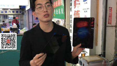 宁波贺道华 苹果ipad pro 9.7换屏教程ipadpro9.7拆机视频换屏幕维修外屏玻璃教学home键内屏液晶屏黑色白色金色