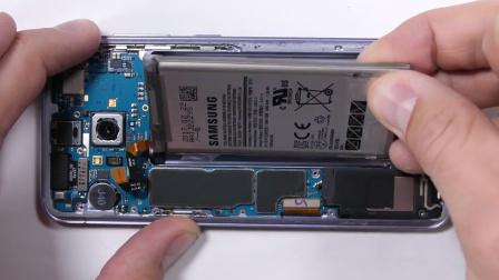 【科技微讯】三星S8:一边拆,一边担心