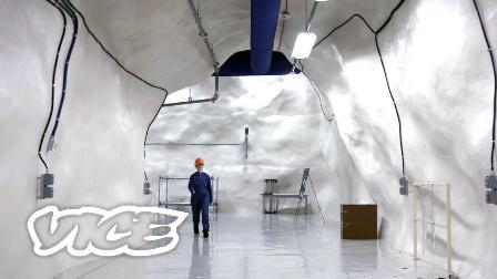 VICE 科技|探访地下两千米的暗物质实验中心