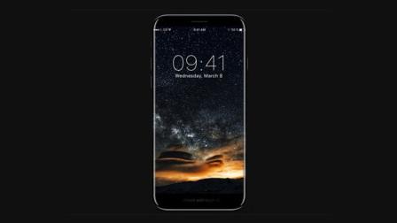 双摄全面屏,来自来自富士康的 iPhone 8 机模曝光