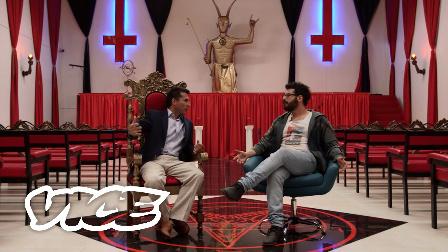 VICE 报道| 亲临哥伦比亚恶魔教堂