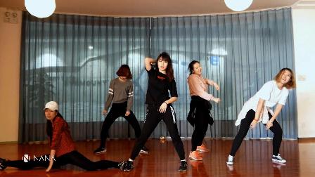 【NANA】最火电音《samsara》舞蹈合集及教学