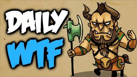 Dota2 Daily WTF - Teammates D