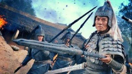 新三国 赵云赵子龙青釭剑打斗集锦 绝世宝剑削铁如泥 聂远版