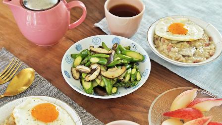 15分钟快手早餐【曼达小馆】