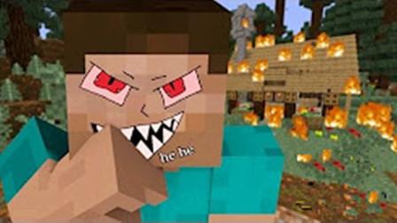 大海解说 我的世界Minecraft 荒岛求生打丧尸野人