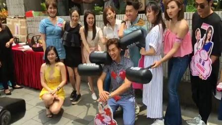 不懂撒嬌的女人 - 「『撒』入中環戰場」活動 (TVB)