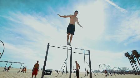 【洁癖男】美国跑酷运动员Nate Weston - The Introduction