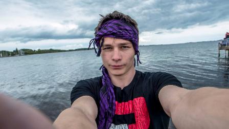【洁癖男】拉脱维亚跑酷运动员Vladimir Koldaev最佳镜头集