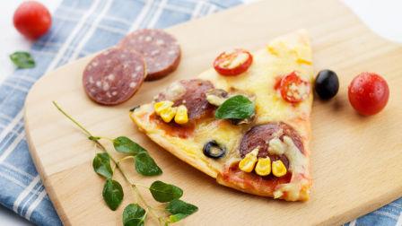 【魔力TV】超级至尊披萨,迫不及待的想咬下一口!