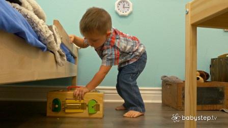 Babystep 为学步儿童们准备合适的房间