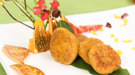 老宗医healthyfood第一季:南瓜饼这样做 又香又糯又简单