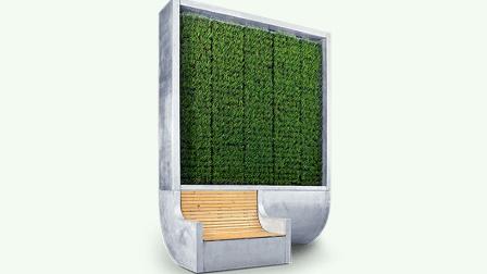「资讯100秒」一面广告墙?一个生态系统?这是City Tree!