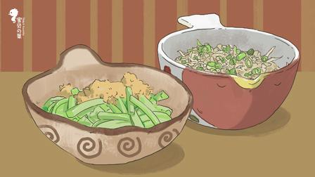 《宝贝的菜》第17期:瞧!小鱼跃出了你的蛋羹
