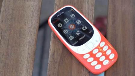 【科技微讯】新版诺基亚3310:上市时间!价格!