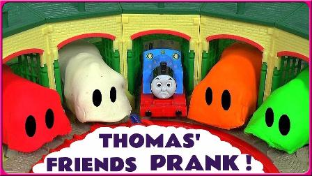 托马斯小火车魔鬼幽灵出动 214