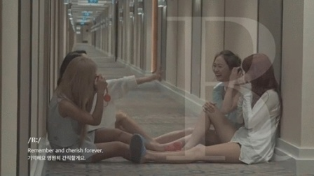 娱目八卦 2017 5月:韩国女团sistar告别影像最终公开 传递成员最后心声 170524