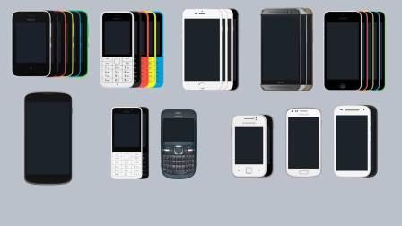 【科技微讯】调查数据:最让人满意的手机!
