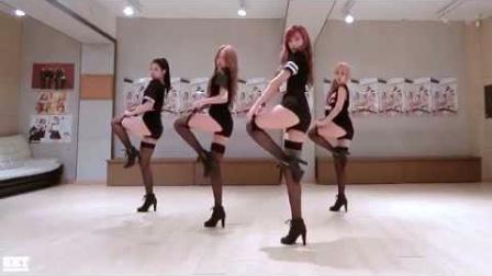 福利!请文明看腿,韩国女团BESTie演绎Excuse Me