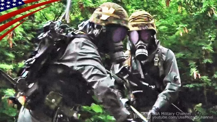US & Japanese Forces Bilateral Exchange of Decontamination Capability