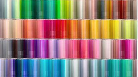 世界上最美的一套彩色铅笔
