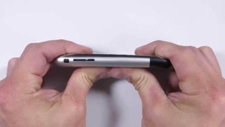 【科技微讯】第一代 iPhone 扳断测试!会断吗?
