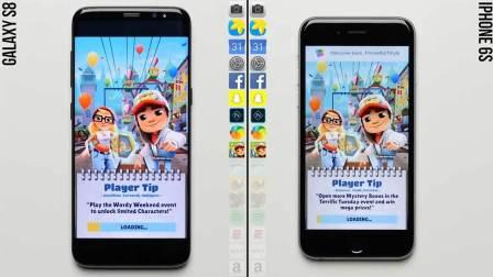 【科技微讯】速度对比!三星s8 竟然不敌 iPhone 6s