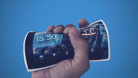 「科技三分钟」三星展示首款弹性OLED屏幕 联想新财报扭亏为盈 170526