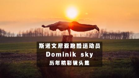 【洁癖男】斯诺文尼亚跑酷运动员Dominik sky大招集《Super Powers》