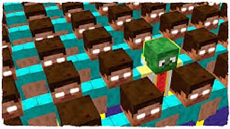 大海解说 我的世界Minecraft Him末影监狱越狱
