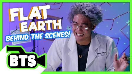 Ryan Higa 原创 - BTS 证明地球是平的 幕后片段