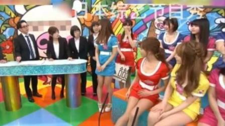 日本女优挑衅全场, 口无遮拦现场开撕