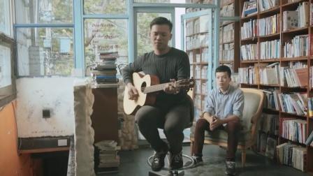 校园好声音30:黄惟煜〈要变成全世界最勇敢的人〉勤益科大|彩虹人L12鸟吉他