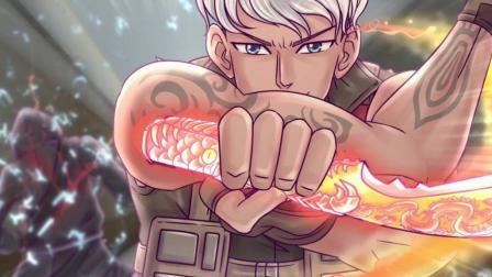 【火线传奇精彩片段】和灵狐女神并肩作战, 战场之狼大显神威!