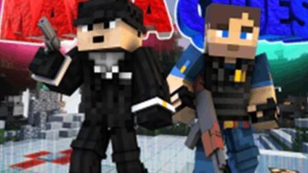 大海解说 我的世界Minecraft 黑手党警匪大战