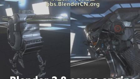 Eevee物理渲染渲染引擎入门- Blender2.8