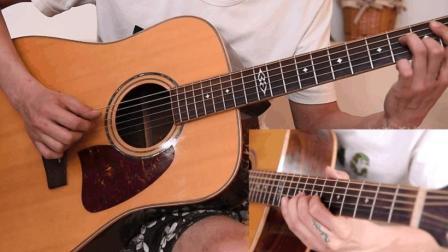 陶喆《就是爱你》吉他弹唱教学