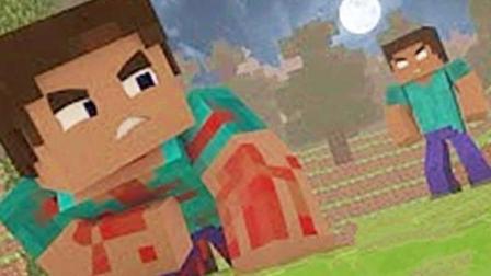 大海解说 我的世界Minecraft 被Him附体的村民
