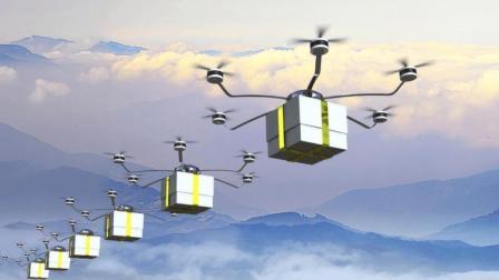 世界首条! 无人机快递航线 三星Note 8渲染图亮相