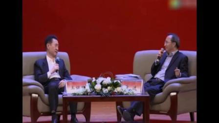 首富王健林谈与儿子王思聪相处方式, 爆笑