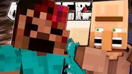 大海解说 我的世界Minecraft 恐怖庄园的秘密