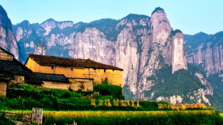 一生必去的最美村落,徒步2小时才能到达的江南秘境