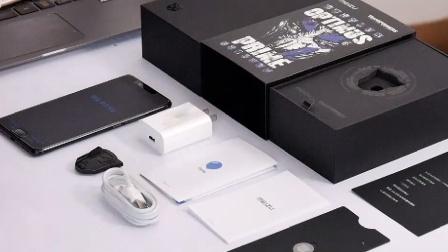 魅蓝E2变形金刚定制版 开箱「科技美学直播实录」