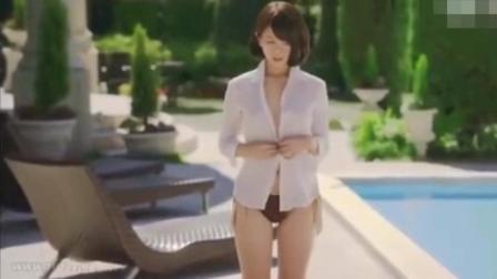 日本女优给空调拍广告, 这创意我服