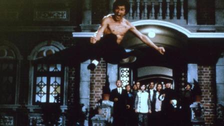 《精武英雄》向此片致敬 李小龙的传世之作
