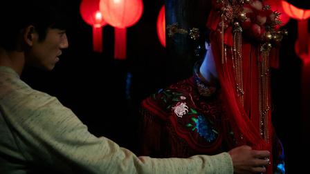 一口气看电影 2017:恐怖片《尸忆》 男主随地捡红包娶到女鬼 19
