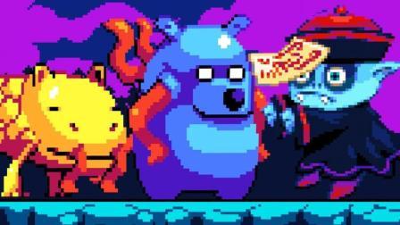 【小熙解说】妖精组合 惊悚星冒险!杂交出章鱼熊熊僵尸吸血鬼和黄金皮皮虾!