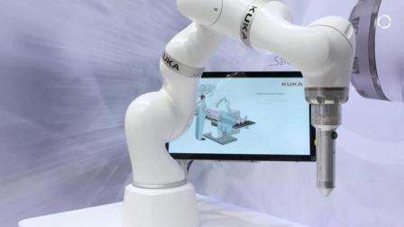 KUKA 医疗机器人 -—— LBR Med
